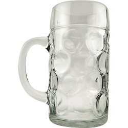 dimpled stein
