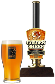 Black Sheep Golden Sheep Ale