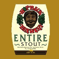 Hop Back Brewery Entire Stout